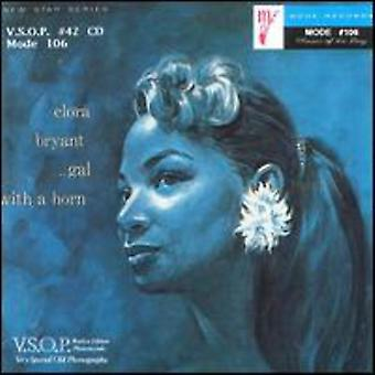 Clora Bryant - Gal with a Horn [CD] USA import