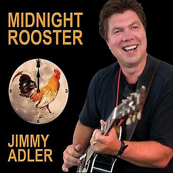 Jimmy Adler - Mitternacht Hahn [CD] USA import