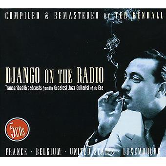 Django Reinhardt - Django på Radio [CD] USA importen