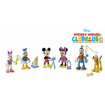 IMC Toys Mickey Y Sus Amigos Pack 1 Figuras (Jouets , Maternelle , Playsets , Poupées)