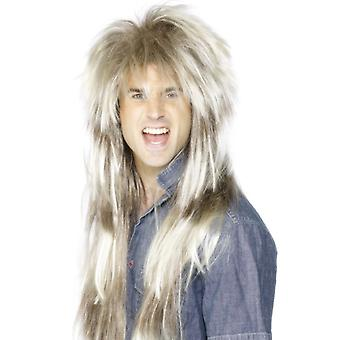 80s rocker long wig Prolet lion's mane
