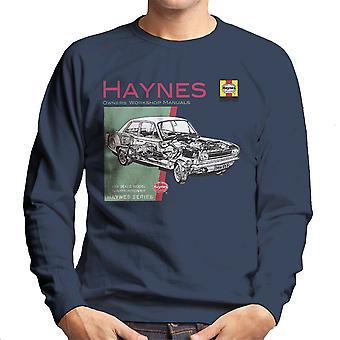 Haynes Besitzer Workshop Manual 0093 Vauxhall Viva Herren Sweatshirt