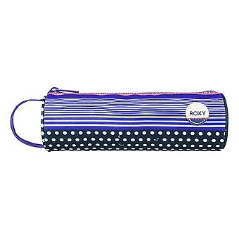 Roxy Off The Wall Pencil Case - Dress Blues