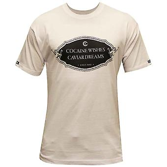 Crooks & Castles Rich And Shameless T-Shirt White