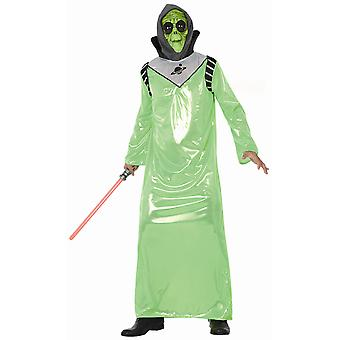 Men costumes  Alien dress up costume for adults