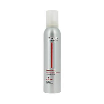 Kadus Professional Expand It Strong Hold Mousse 250ml