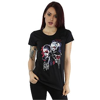 Suicide Squad Women's Harley Quinn Puddin T-Shirt