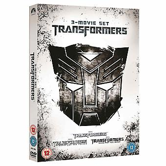 Transformers 3 Film-Set (3 Filme) (DVD)