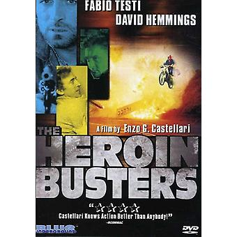 Heroin Busters [DVD] USA import