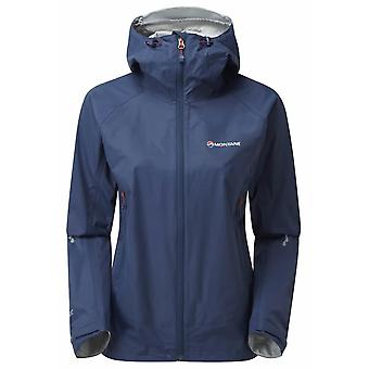 **SALE**Montane Womens Atomic Jacket Antarctic Blue (Size UK 12)