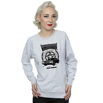 Overnaturlige kvinder Winchester Bros Sweatshirt