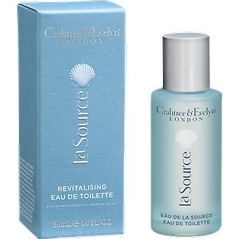 Crabtree & Evelyn La Source Wiederbelebung Eau de Toilette