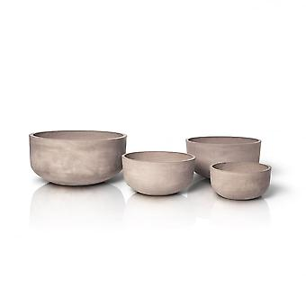 Blomus Planta Planters - Terracotta - Set Of 4