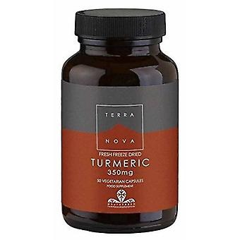 Terranova Turmeric 50 Vegetable Capsules (Herboristeria , Supplements)