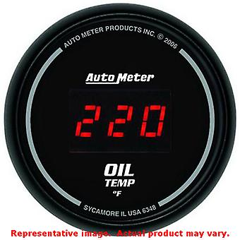 Auto Meter Sport-Comp Digital Gauge 6348 2-1/16 in bereik: 140-300 F Fits: Uni