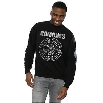 Ramones Men's Distressed Seal Sweatshirt