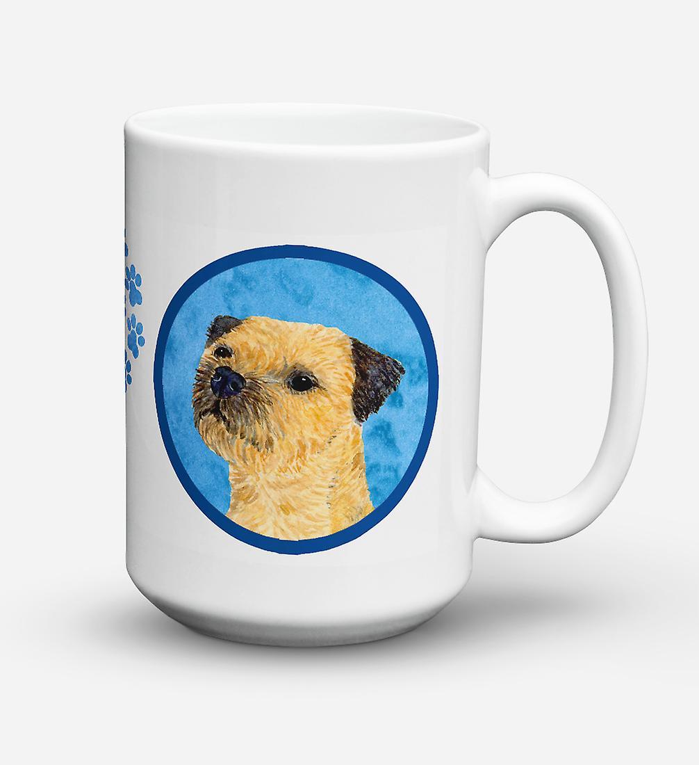 Oz Terrier Pour Border vaisselle ondes Tasse Sûre Café 15 Lave Micro Céramique qc5AR4jL3