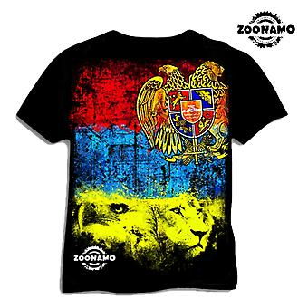 Zoonamo T-Shirt Armenia of classic