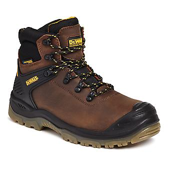 Dewalt Newark Brown Waterproof Hiker Boot