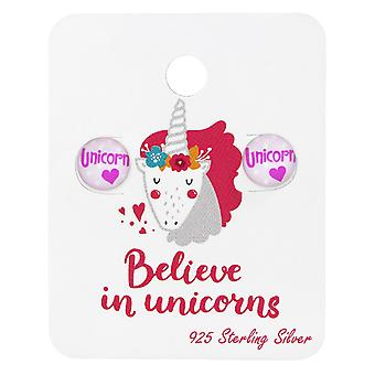 Unicorn Logo - 925 Sterling Silver Sets