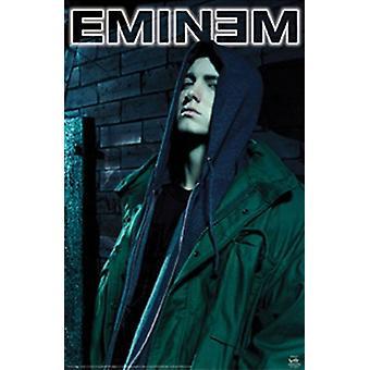 Eminem - Hood Poster Print
