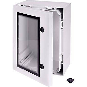 Build-in casing 300 x 200 x 150 Polycarbonate (PC) Light grey (RAL 7035)