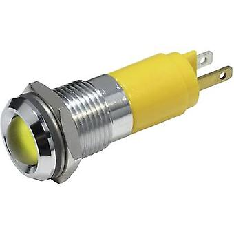 LED indicator light Yellow 24 Vdc