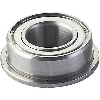 Reely Deep groove ball bearing Chrome steel Inside diameter: 4 mm Outside diameter: 9 mm Rotational speed (max.): 5300