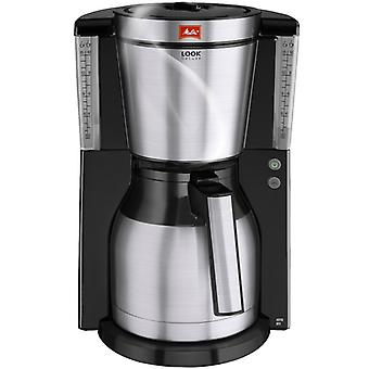 Melitta Look 4.0 Therm Deluxe Steel
