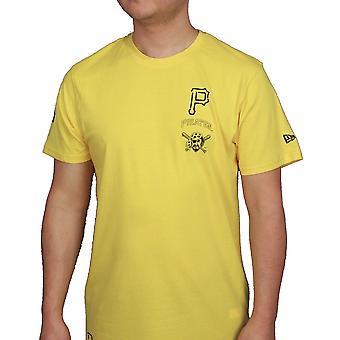 New Era and MLB Nights All Pop T-Shirt ~ Pittsburgh Pirates