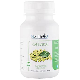 Health 4U Café Verde 90 capsulas  600 mg (Diet , Supplements)