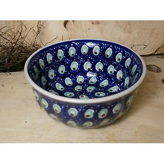 Waves edge Bowl, 2nd choice, Ø 14 cm, height 6.5 cm, tradition 59 - BSN 60855