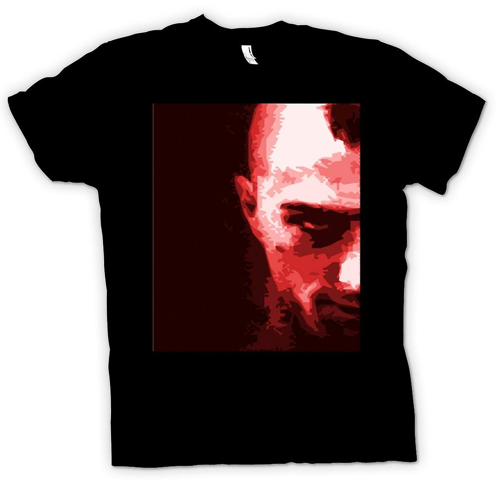 T-shirt-Taxi Driver - Travis Bickle - Pop Art