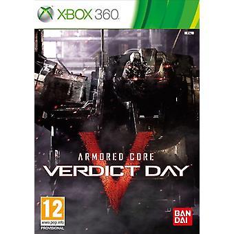 Journée blindée du verdict de base (Xbox 360) - Factory Sealed