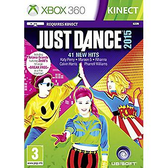 Just Dance 2015 (Xbox 360) - Factory Sealed