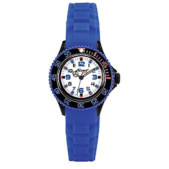 Scout bambino guarda silicone orologio cool atletico blu boys boys Watch 280303019