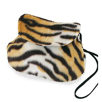 Tasche Tiger Handtasche Animal Look