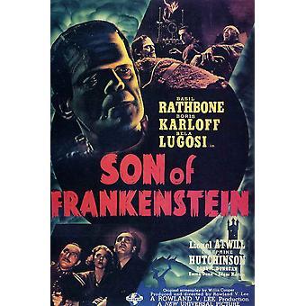 Son of Frankenstein Movie Poster (11 x 17)