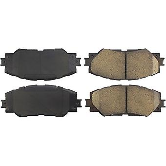 StopTech 305.12100 Street Select Brake Pad with Hardware, 5 Pack