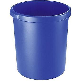 Waste paper basket 30 l HAN 1834-14 (Ø x H) 303 mm x 410 mm