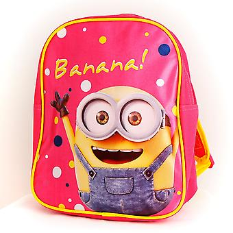 Minions Banana! Preschool backbag