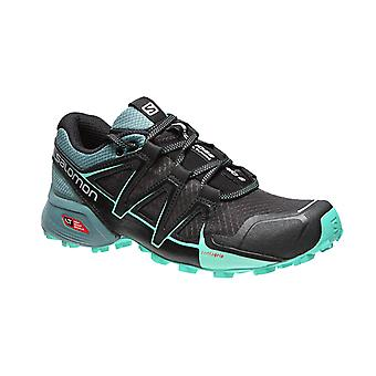 Salomon trekking shoes of Speedcross VARIO 2 W Black