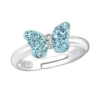 Butterfly - 925 Sterling Silver Rings - W18908x
