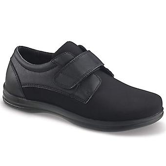 APEX Mens esticar monge Lace Up Oxfords Casual