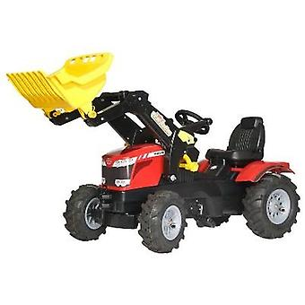 Rolly Toys 611140 RollyFarmtrac MF8650 Tractor met Lader en Luchtbanden