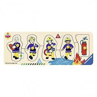 Ravensburger Puzzel Brandweerman Sam