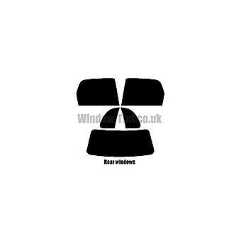 قبل نافذة قص صبغة-فوكسهول كورسا 5-الباب-1993 إلى 2000 (ب)--ويندوز الخلفي