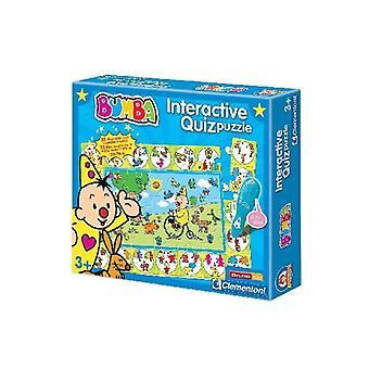 Clementoni Bumba interaktiv Quiz Puzzle