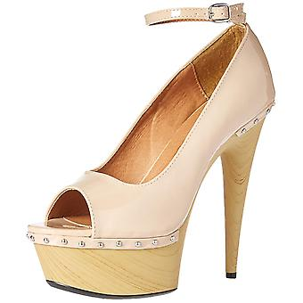 Ellie Shoes Women's 609-Valerie Pump