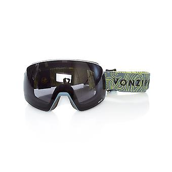 Von Zipper Grey Satin-Wild Blackout 2018 Satellite OTG Snowboarding Goggles